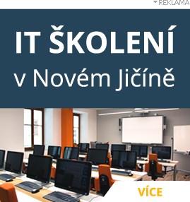 Počítačové IT školení pro uživatele i správce - Nový Jičín