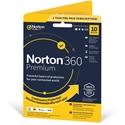 Obrázek Norton 360 Premium; licence pro nového uživatele; počet zařízení 10; platnost 1 rok